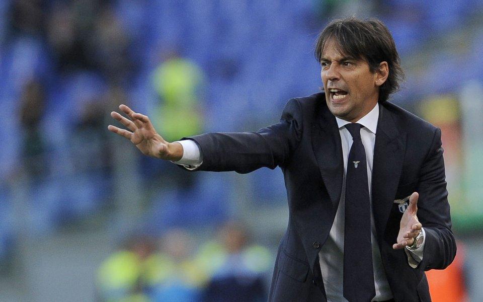 Индзаги: Рома е фаворит в дербито