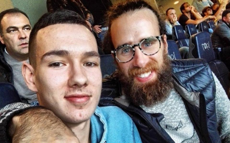 Баскет-талант изгледа триумфа на Фенербахче над Юнайтед