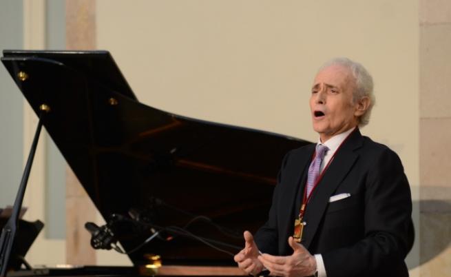 Хосе Карерас: Любовта на живота ми винаги е била музиката