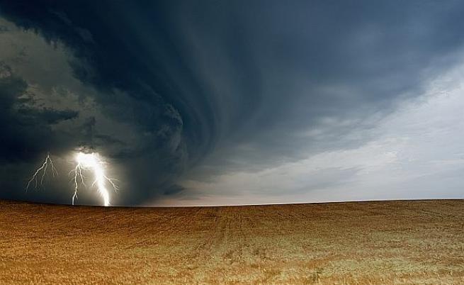 Жълт код за гръмотевични бури в 7 области
