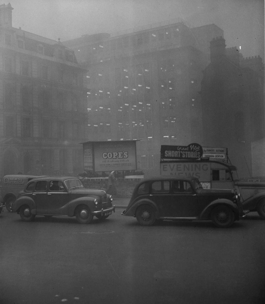 Мъглата е смъртоносна, а пред най-голям риск са поставени възрастните хора, бебетата и хората с хронични заболявания.