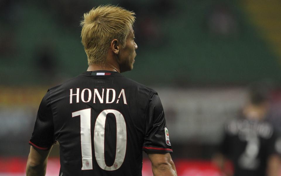 Дадоха на Кейсуке Хонда да играе в Холандия