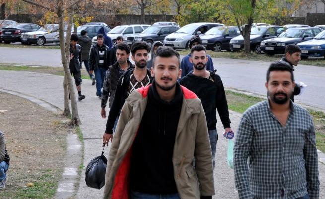 Бежанците в Харманли под карантина