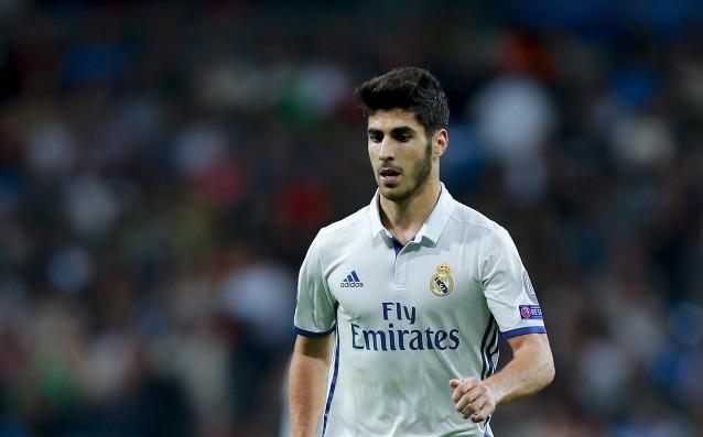 Младата надежда на Реал Мадрид Марко Асенсио заяви, че към