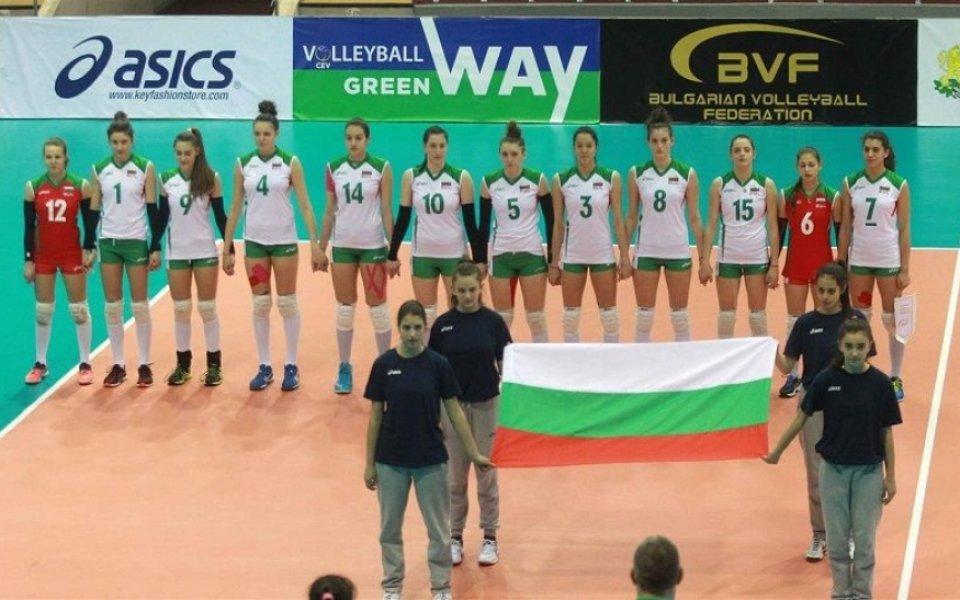 Девойките под 20 години в една група с Турция в световните квалификации