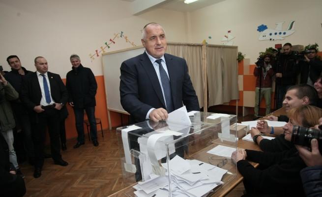Борисов: Категорично съм готов за варианта оставка