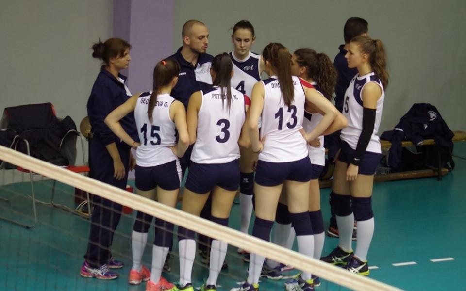 Левски реши: Без публика на женското волейболно вечно дерби