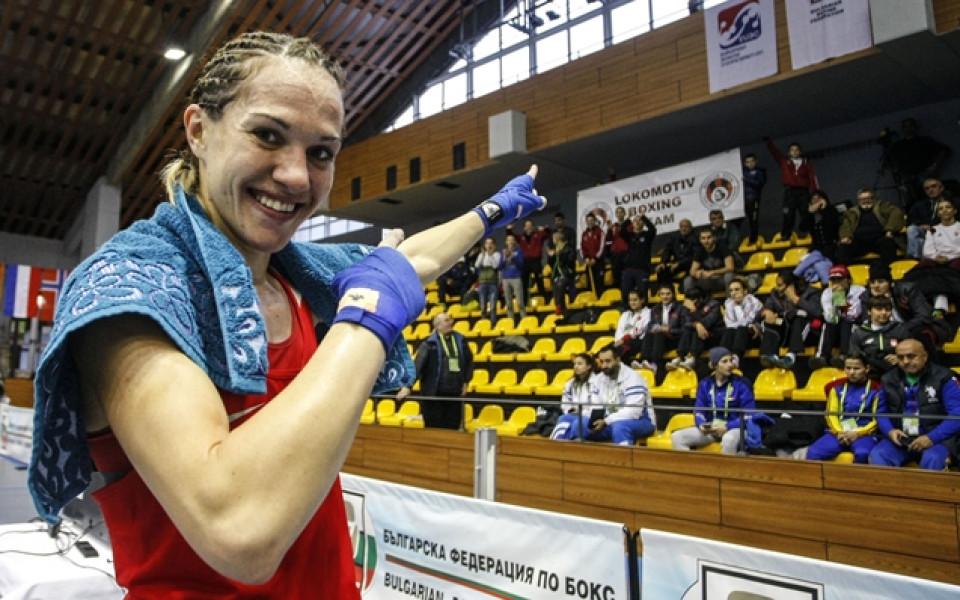 Станимира Петрова: Ще съм толкова агресивна до края на кариерата си