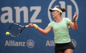 Елица Костова отпадна на старта на турнира в Прага