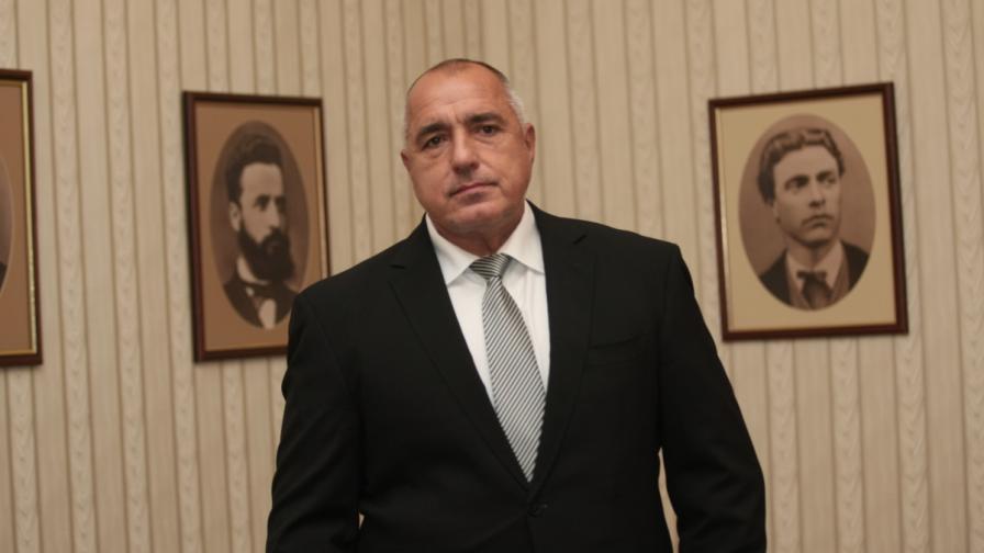 Борисов за Радев: Дано отговорността не го смаже