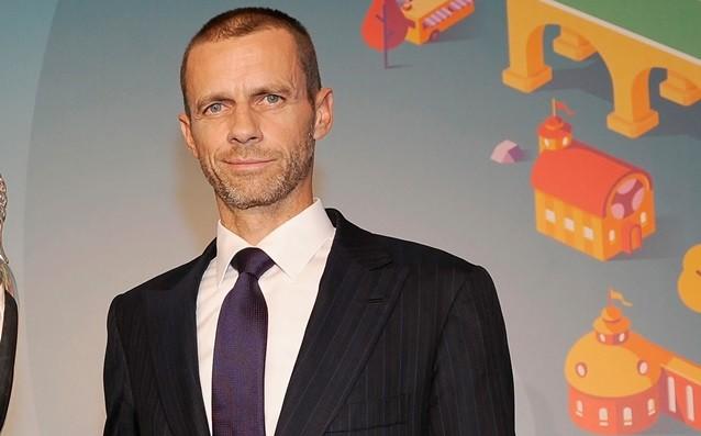 Президентът на УЕФА Александър Чеферин заяви, че е необходимо да