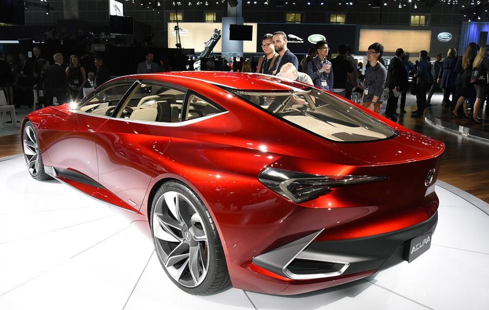 - Acura Precision Concept