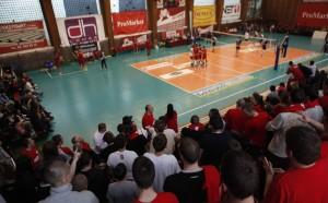ЦСКА и Министерството на спорта се разбраха за зала Васил Симов