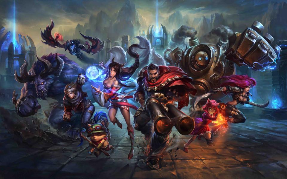Що е то League of Legends?