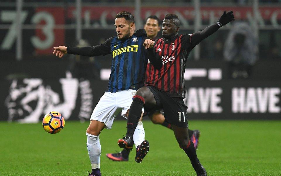 Интер и Милан в мега сблъсък в Китай през лятото