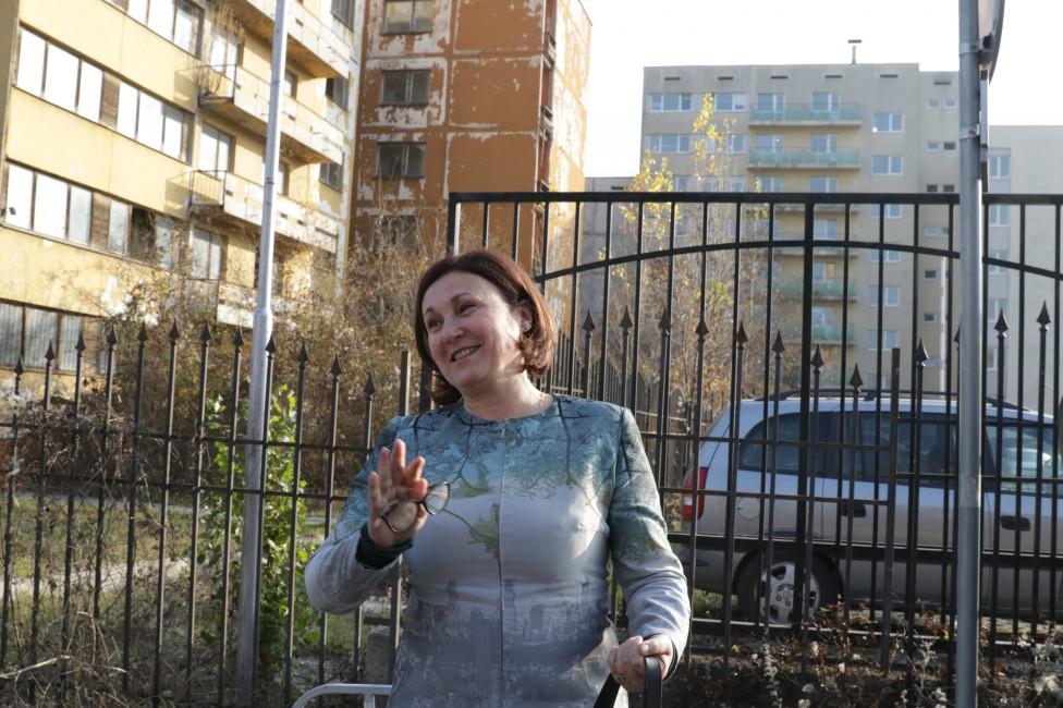 - Вицепремиерът и министър на вътрешните работи в оставка Румяна Бъчварова