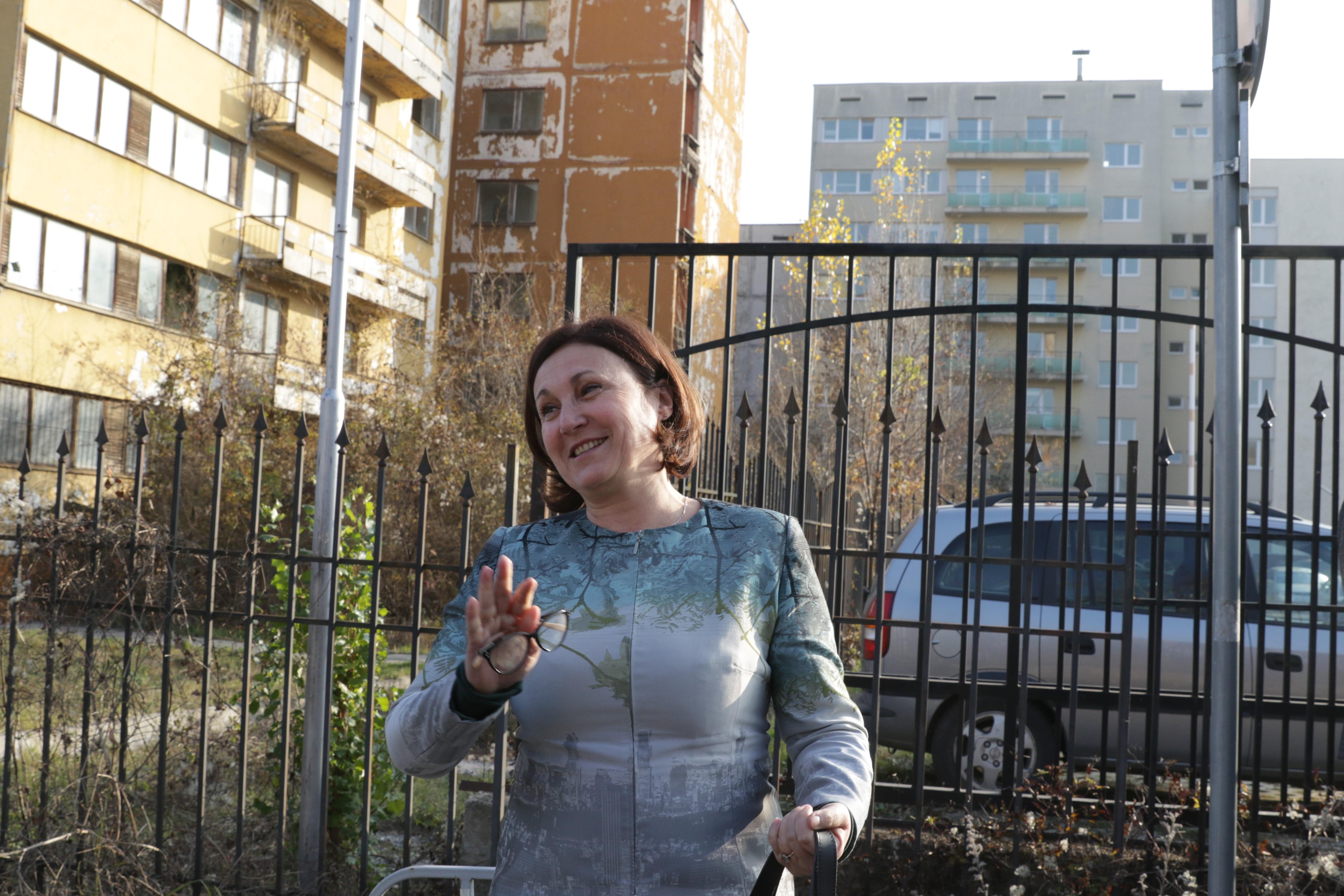 Вицепремиерът и министър на вътрешните работи в оставка Румяна Бъчварова