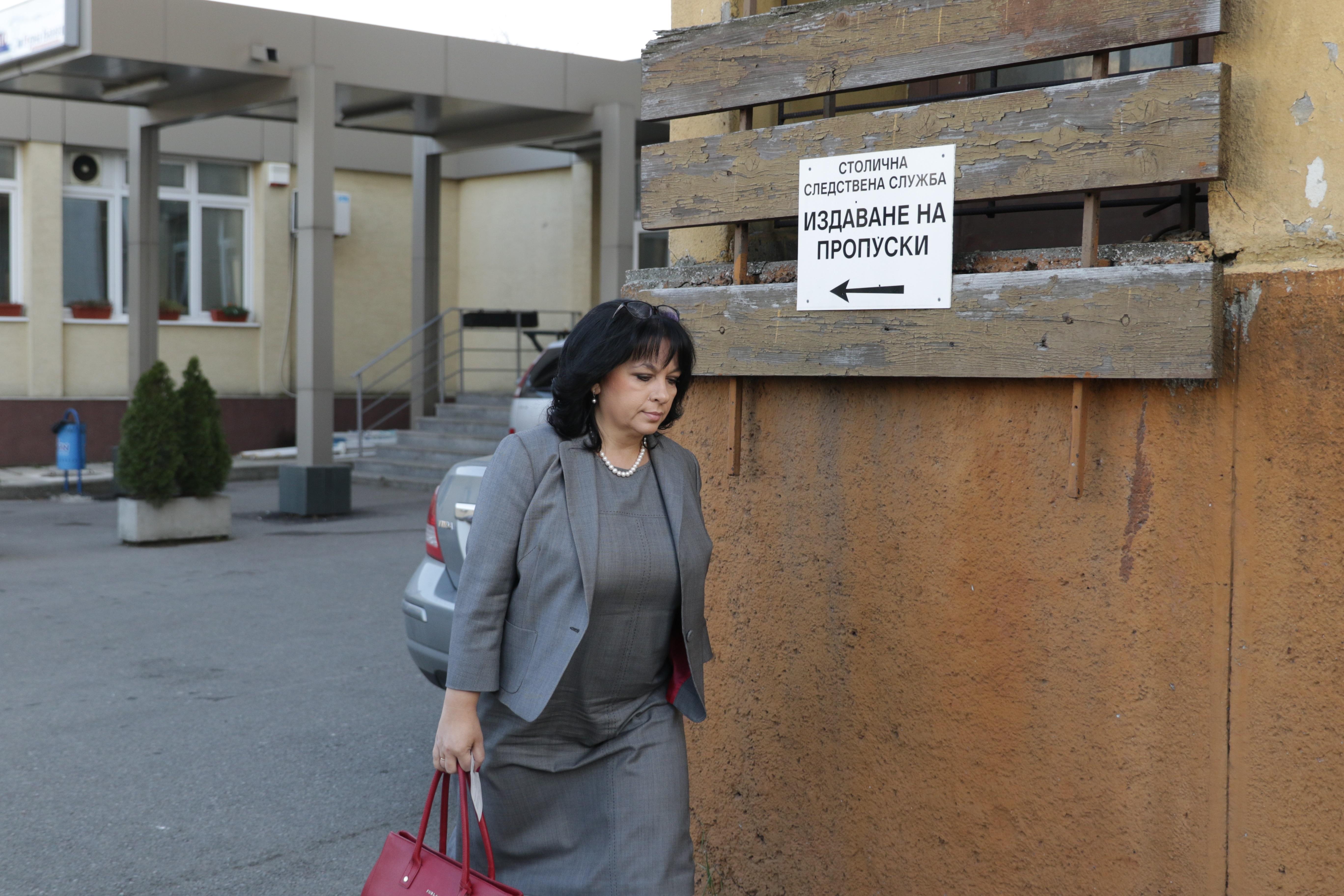 Министърът на енергетиката в оставка Теменужка Петкова