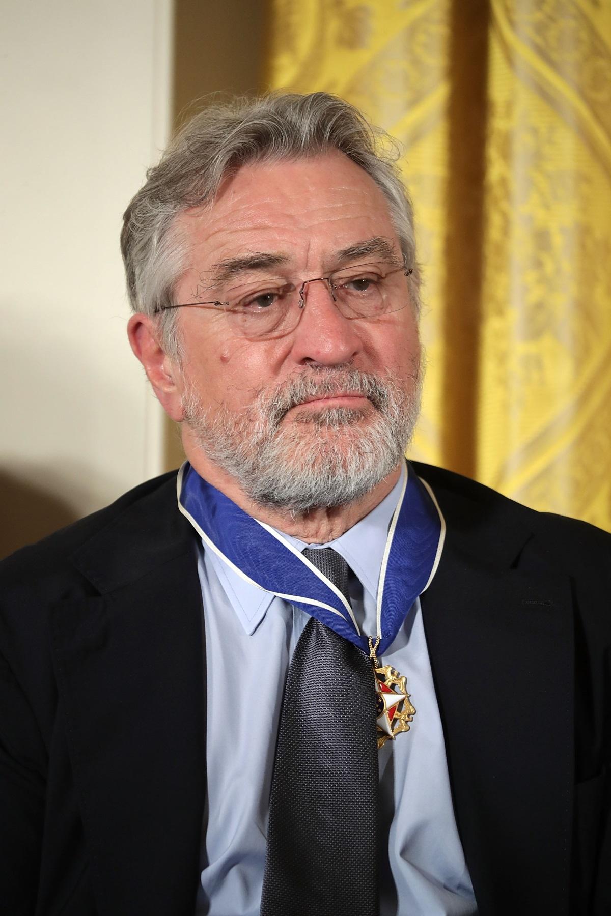 Барак Обама връчи Медал на свободата на Робърт де Ниро
