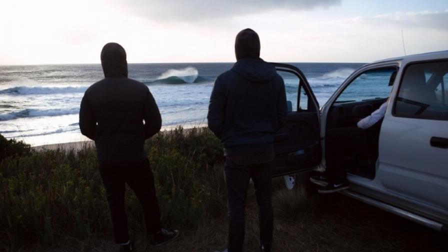 Най-дивите зимни вълни