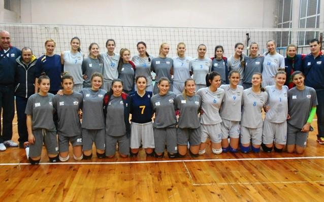 ВК Марица Пловдив<strong> източник: volleymaritza.bg</strong>
