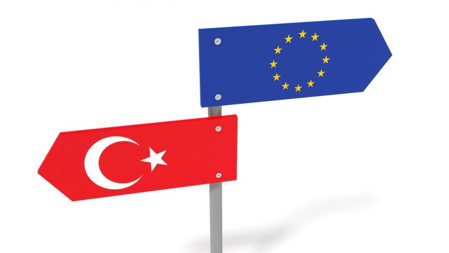 ЕП гласува за замразяване на преговорите с Турция