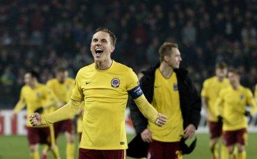 Отборът на Мартин Минчев спечели Купата на Чехия