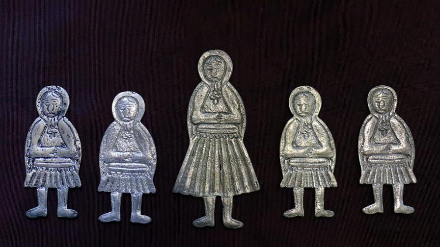 Вотиви - малките фигурки открити из цяла България