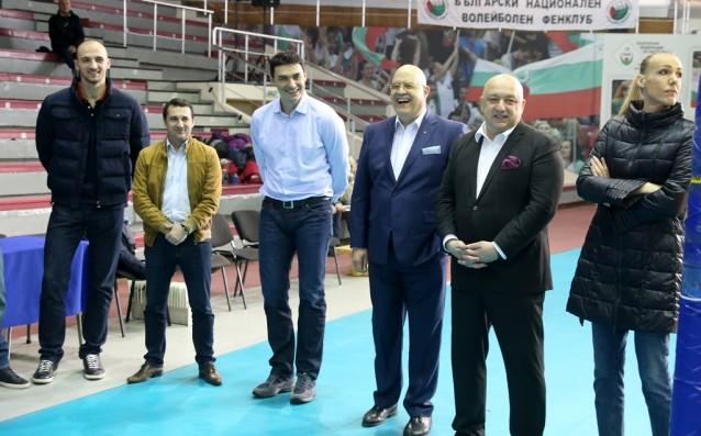 Красен Кралев източник: Пресслужба на Министерство на спорта