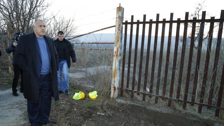Борисов: Местим имигрантите на границата