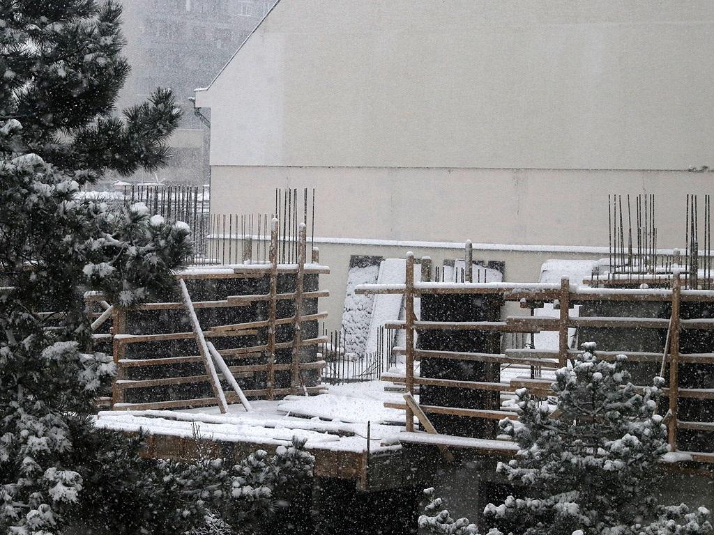 Първият сняг за тази зима вече е факт в цялата страна