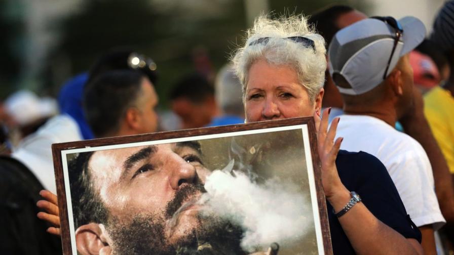 Защо световните лидери не почетоха Фидел Кастро