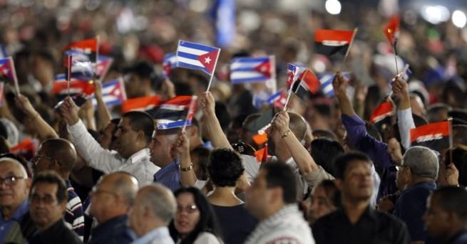 Вдъхновени истории Дигиталните революционери на Куба Как интернет може завинаги