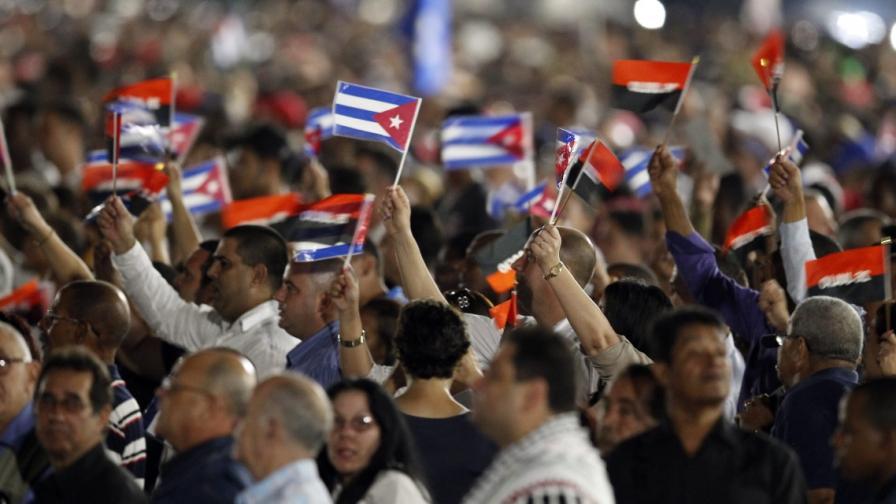 <p>Дигиталните революционери на Куба</p>