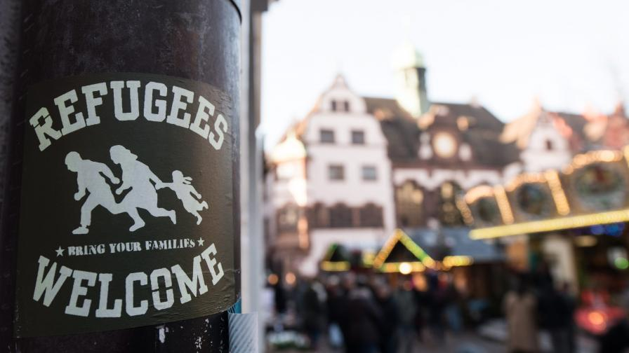 Положението с имигрантите в Германия – много лошо