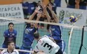 Левски се класира за 1/16-финал за купата на CEV