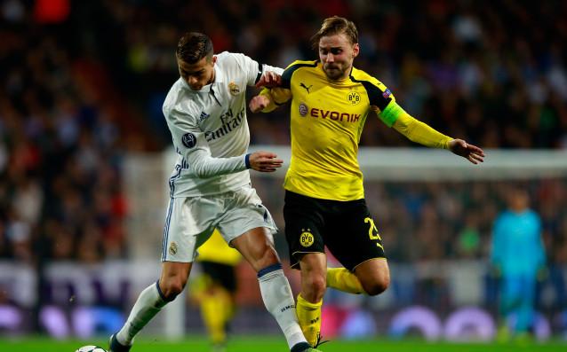 Борусия Дортмунд приема Реал Мадрид във втори мач от група