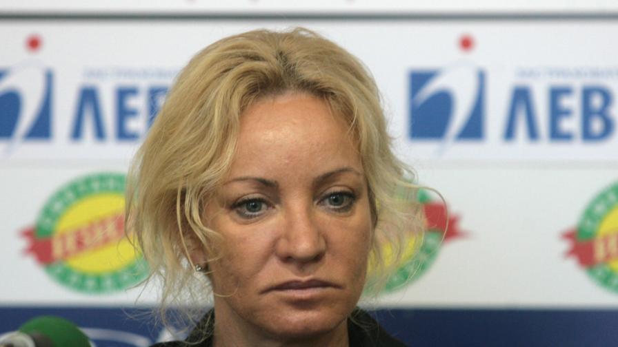 Обраха шампионката по стрелба Мария Гроздева