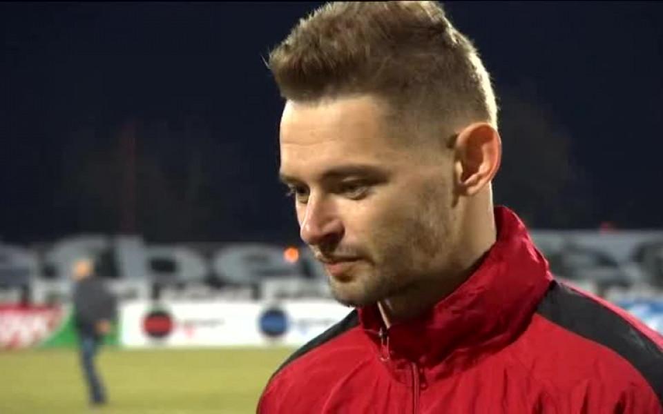 Николай Банков опази суха мрежа за тима си в Полша