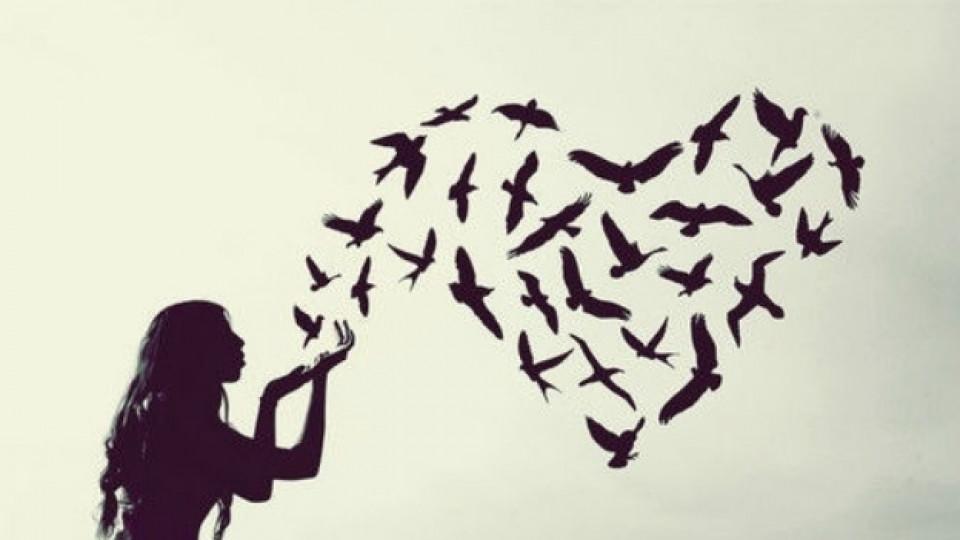 Притча за орлите и истината за любовта