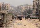 Обсадата на Алепо приключи