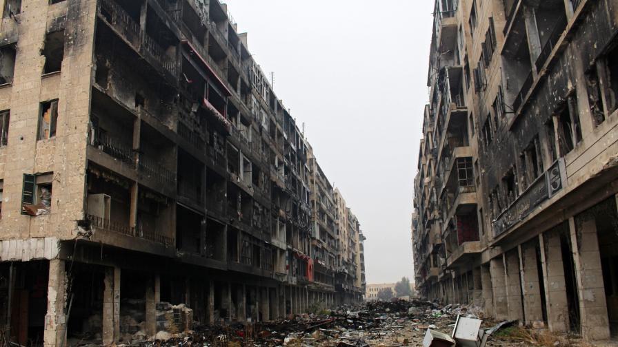 Русия продължава с обвиненията за български оръжия в Сирия