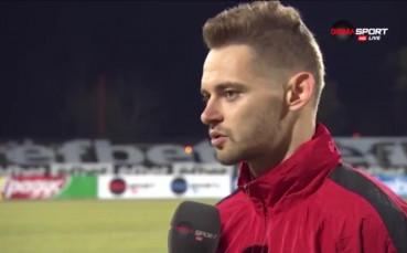 Банков: Тотално надиграхме най-добрия отбор във Втора лига