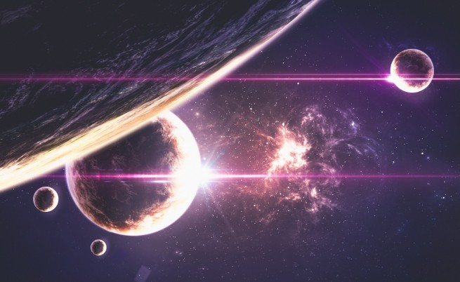 Нов анализ променя изцяло представите за раждането на Земята