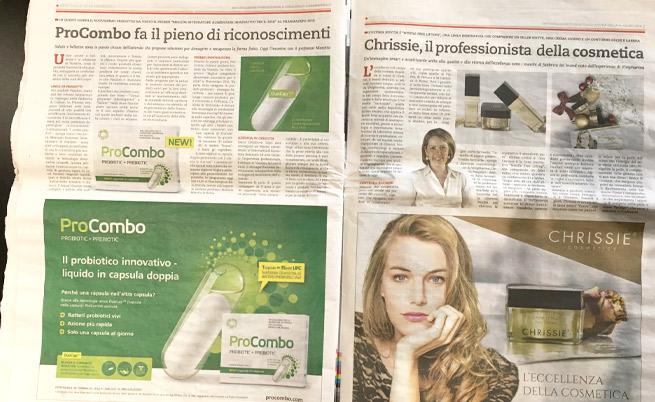 Водещият всекидневник La Reppublica публикува обстоен материал за ProCombo