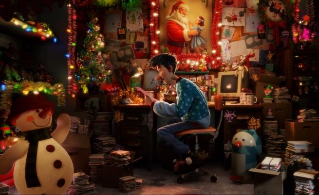 Коледна и Новогодишна програма и куп телевизионни подаръци