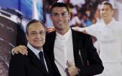 Среща между Флорентино Перес и Роналдо след финала в Киев
