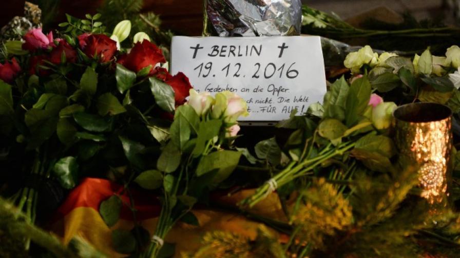Оцелели от Берлин се показаха на света, осъдиха терора