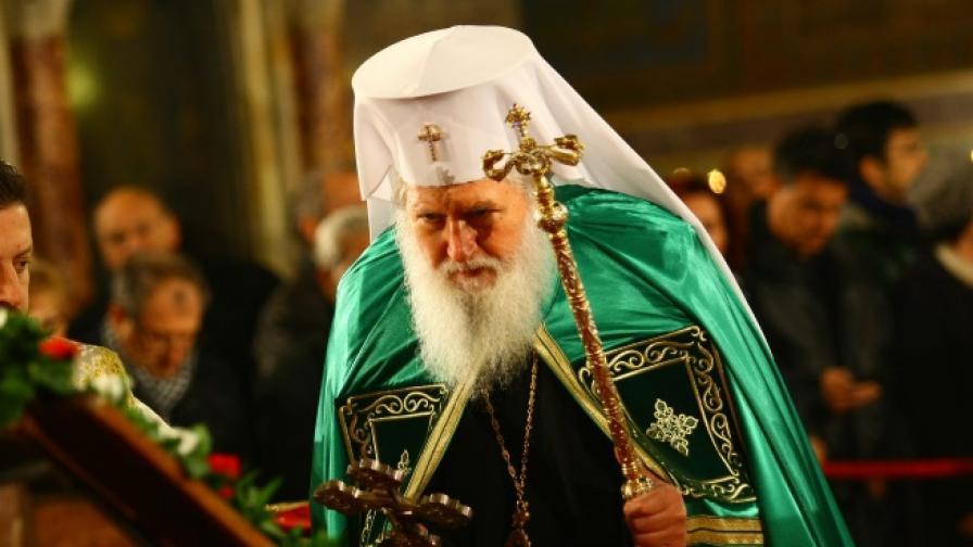 Патриарх Неофит: Бог се яви в плът, нека бъдем достойни!