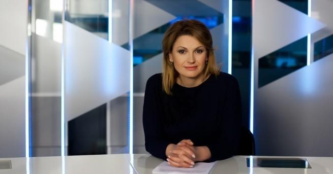 Ани Салич започва кариерата си в Нова телевизия през 1995